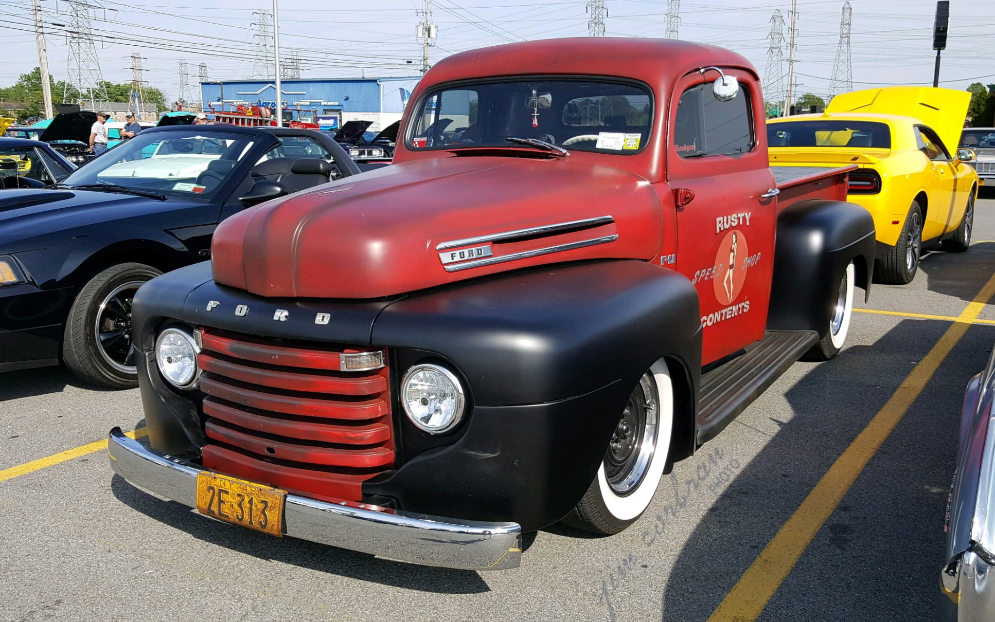 RealRides of WNY - 1948 Ford F-1