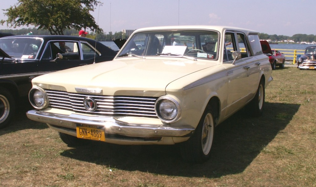 RealRides of WNY - 1965 VALIANT
