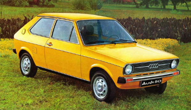 Throwback Thursday — 1976 AUDI 50