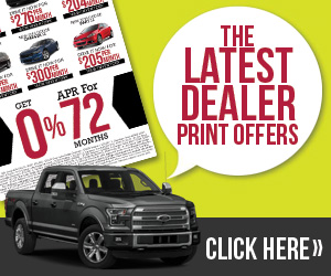 The Latest Dealer Print Offers